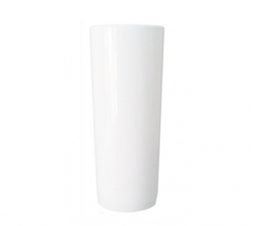 Cozinha e afins Copos personalizados Kit de 50 copos long drink 250 ml branco FBCO-0065 - Personalizados