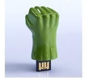 Tecnologia Pen drive personalizado Pen drive personalizado modelo hulk 4GB - FBHF-00239
