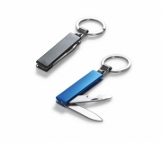 Chaveiros Chaveiro executivo personalizado Binde chaveiro canivete em metal personalizado FBCM-53197