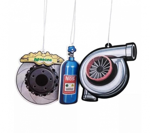 Brinde aromatizante automotivo personalizado FBAC-0060