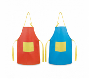 Diversos Brindes Infantis Brinde avental infantil personalizado FBAV-99826