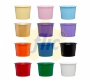 Diversos Brindes Infantis Brinde balde de pipoca personalizado 1,5 litros - FBBP-0086