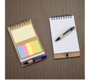 Papelaria Blocos personalizados Brinde bloco de anotações - FBBL-12244