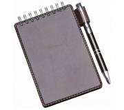 Papelaria Blocos e cadernos Brinde caderneta de anotações em PVC - FBCD-00235L