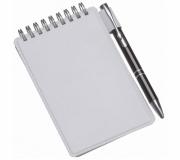 Papelaria Blocos e cadernos Brinde caderneta de anotações em PVC - FBCD-00236L