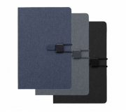 Papelaria Cadernos personalizados Brinde caderno executivo personalizado - FBCD-03400