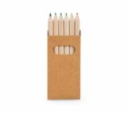Brinde caixa de lápis de cor personalizada - FBLC-91750