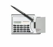 Papelaria Calculadora Personalizada Brinde calculadora e porta cartão mágico FBPC-00158