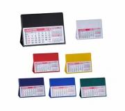 Papelaria Calendário personalizado Brinde calendário de mesa grande em PVC - FBCL-0040L