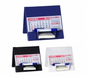 Papelaria Calendário personalizado Calendário de mesa personalizado com bloco - FBCL-00049