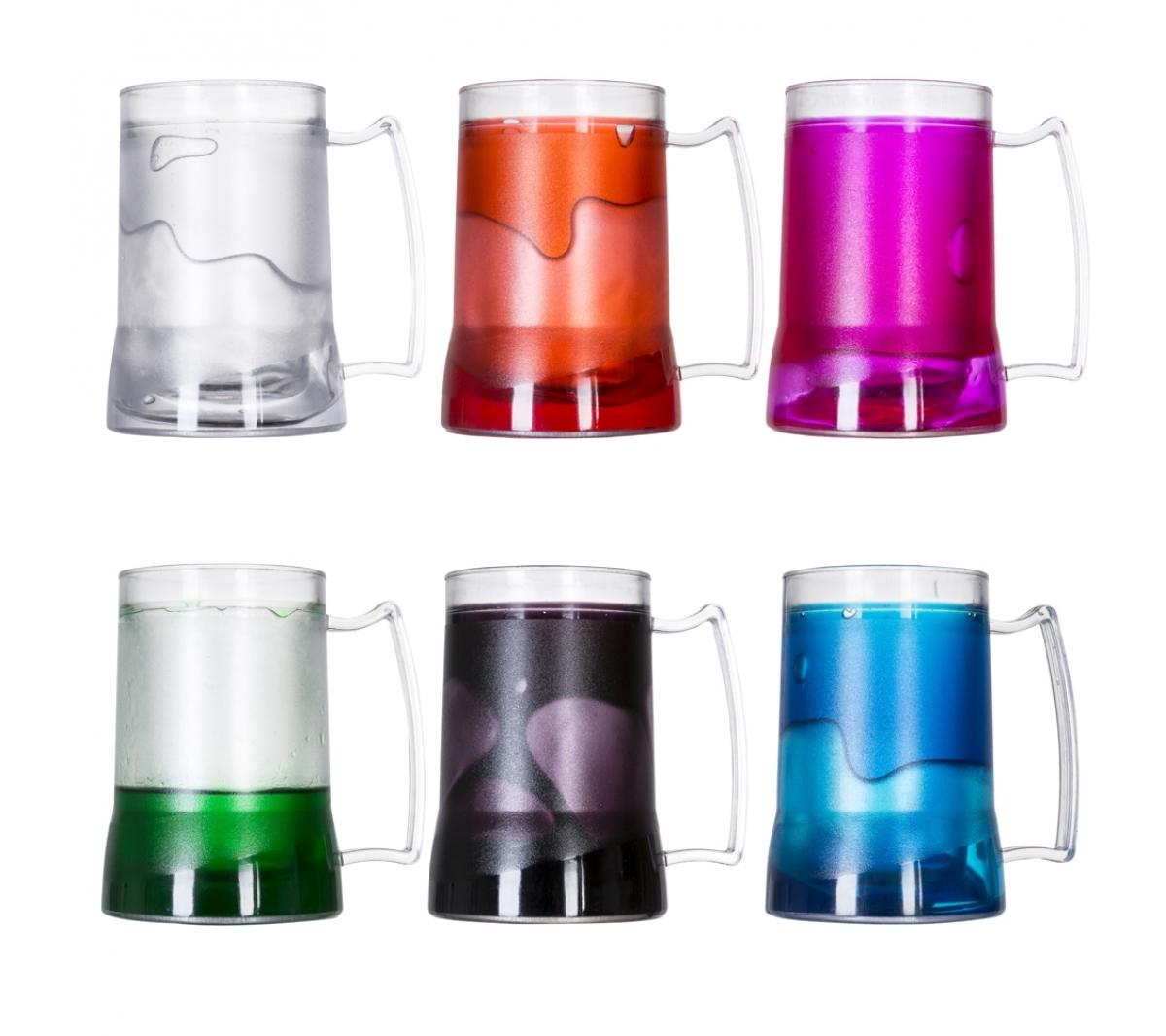 00ff6c550 Brinde caneca de chopp personalizada com gel congelante FBCG-12508 - Flic  Brindes