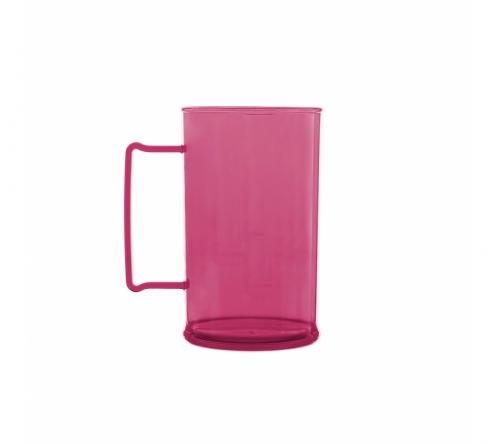 Brinde caneca de chopp personalizada 500 ml acrilica FBCA-0005