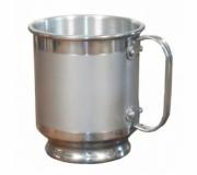 Cozinha e afins Canecas personalizadas Brinde caneca de chopp personalizada em alúminio 500 ml FBCC-00565