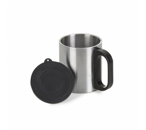 Brinde caneca em aço inox 200 ml FBCA-00201