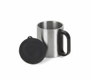 Cozinha e afins Canecas personalizadas Brinde caneca em aço inox 200 ml FBCA-00201