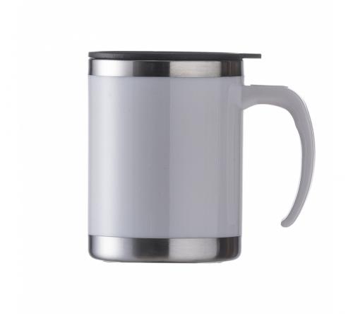 Brinde caneca metálica 400 ml FBCA-06520
