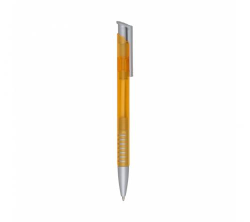 Brinde caneta plástica personalizada FBCA-00852B