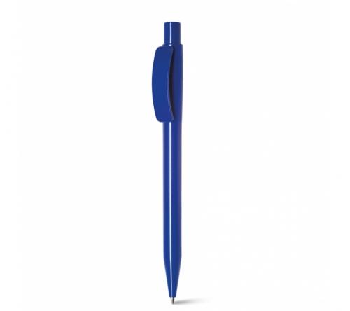Brinde caneta plástica personalizada Maxema FBCP-31007
