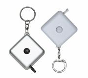Chaveiros Chaveiro plástico personalizado Brinde chaveiro fita métrica - FBFM-02910