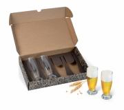 Diversos Brindes Masculinos Brinde conjunto de copos para cerveja FBCO-00224