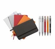 Papelaria Conjuntos Executivos Brinde conjunto executivo personalizado de caneta e moleskine - FBKE-13017