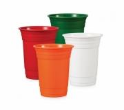 Brinde copo plástico personalizado - FBCP-34600