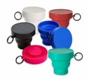 Cozinha e afins Copos personalizados Brinde copo retrátil personalizado - FBCR-14273