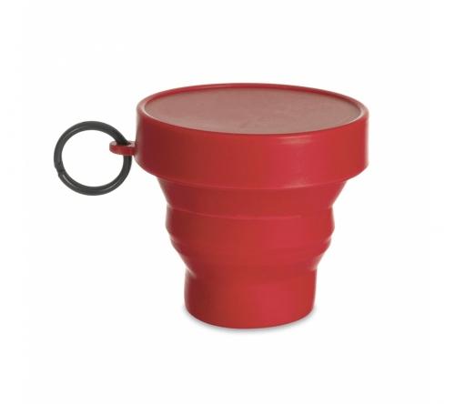 Brinde copo retrátil personalizado - FBCR-14273