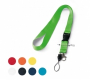 Diversos Cordões personalizados Brinde cordão personalizado em poliester - FBCO-94401