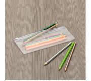 Papelaria Estojo personalizado Brinde Estojo em PVC - FBET-0020