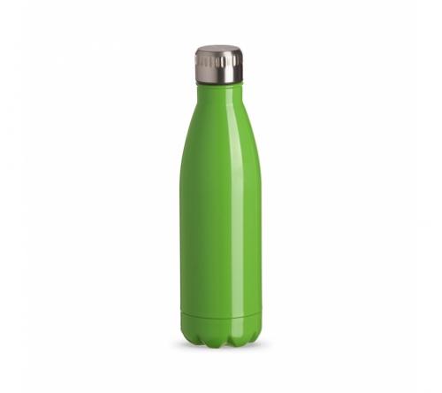 Brinde garrafa squeeze personalizada em inox - FBSQ-04600