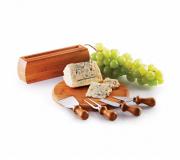Cozinha e afins Kit queijo personalizado Brinde kit para queijo com 6 peças - FBPD-15143