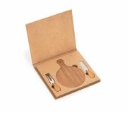 Cozinha e afins Kit queijo personalizado Brinde kit queijo personalizado 03 peças - FBKQ-00262