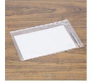 Papelaria Pastas personalizadas Brinde Pasta personalizada em PVC Cristal - FBPA-0085