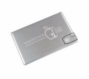 Brinde pen card personalizado FBPD-00256