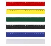 Papelaria Réguas personalizadas Brinde régua personalizada 20 cm - FBRA-0030