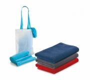 Vestuário Toalhas personalizadas Brinde toalha de praia personalizada 320 gr - FBTP-98375