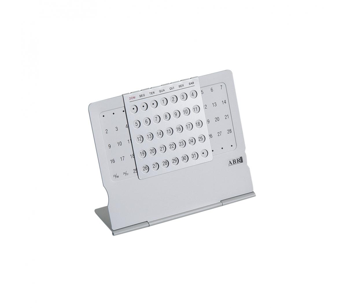 8afdc0815 Brinde calendário personalizado de mesa permanente FBCM-09110 - Flic ...