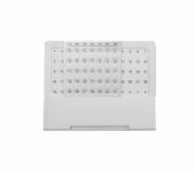 Papelaria Calendário personalizado Brinde calendário personalizado de mesa permanente FBCM-09110