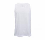 Vestuário Camisetas personalizadas Camiseta regata masculina em poliéster - FBCR-26570