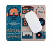 Papelaria Mouse pad personalizado Mouse pad quadrado personalizado FBMP-0004