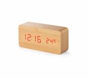 Tecnologia Brindes tecnológicos Relógio de mesa personalizado - FBRP-97390